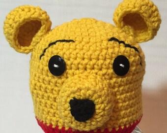 Honey Bear Hat
