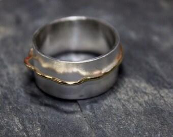 Silver ring Edith