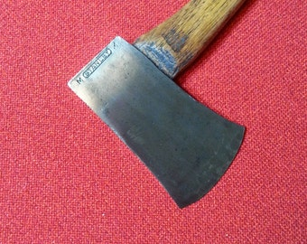 Vintage True Temper Tommy Axe Hatchet Camp Axe Kelly By