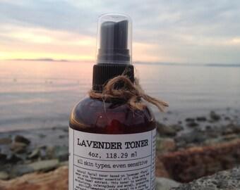 Lavender Toner, lavender water toner, relaxation mist, facial toner, aromatherapy