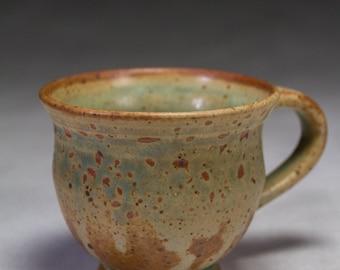 6 fl oz ceramic coffee mug
