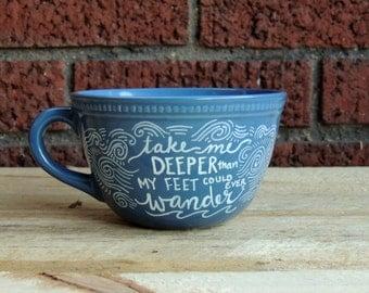 Take Me Deeper Mug