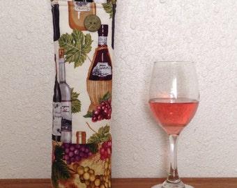 Wine Bag- wine bottle sack, wine bottle carrier, wine bottle tote, wine  bottle bag, wine sack, wine carrier, wine tote