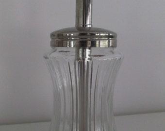 Shaker sugar - jug - sugar shaker