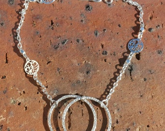 chic bracelet in sterling silver