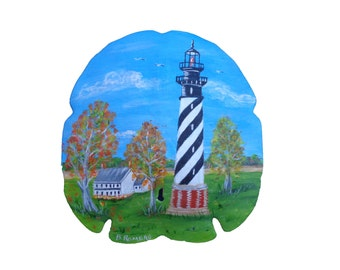 Cape Hatteras Lighthouse - Cape Hatteras (Outer Banks) NC