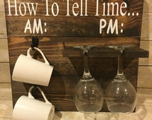 Unique Wine Signs Related Items Etsy