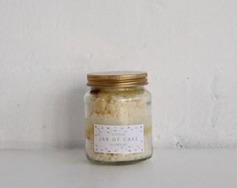Jar of cake - Little
