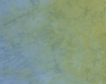 Hand Dyed Fabric - Gradient  #310