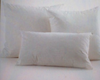 "Pillow Inserts 18"" x 18"""