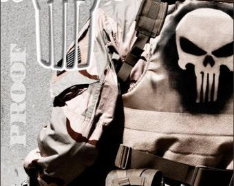 Military Army Navy Marine Infidel LAMINATED Cornhole Wrap Bag Toss Decal Baggo Skin Sticker Wraps