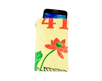 Upcycling cover cell phone case for Samsung S4 / S5 / S6 / S7 and iPhone 6 / 6s