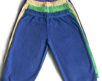 Organic Layette Pants
