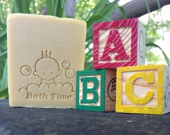 Buttermilk Bastille Baby Bath & Sensitive Skin Bar  FREE GIFT WRAPPING!