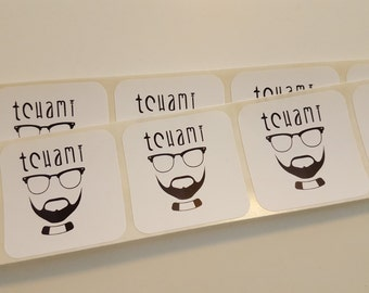 Tchami Stickers (Pack of 12)