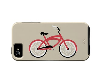 Bicycle iPhone 6 Case - iPhone 6 Plus Cover - Bicycle iPhone Case - iPhone 6 Case - Quirky iPhone Case - iPhone 6 Plus - Cute iPhone Case