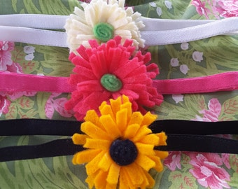 Single Flower Headband for Little Ones
