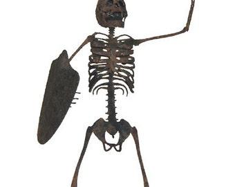 Warrior Skeleton