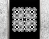 Black and White Printable, Minimalist Print, Modern Wall Art, Geometric Line Art, Instant Digital Download, Abstract Printable Art, Wall Art