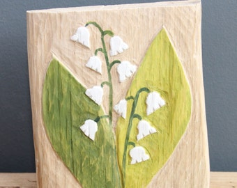 Lily of the Valley oak