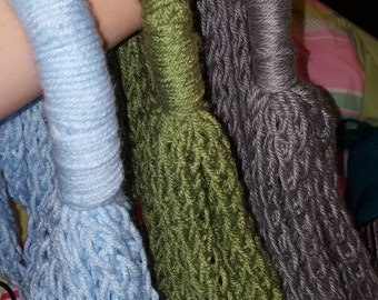 Custom crochet/knit creations