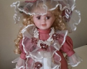 Beautiful dolls, handmade clothing