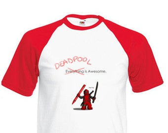 Deadpool is Awesome T-Shirt