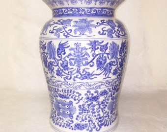 Home Decor Oriental Ceramic Stand