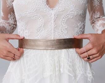 White Meadow Bridal, Chunky Magic Belt