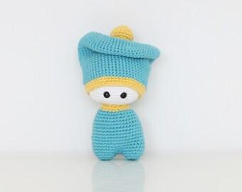 Doudou Baby Elf kawai hook