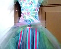 Dazzling Dollz tutu bow holders