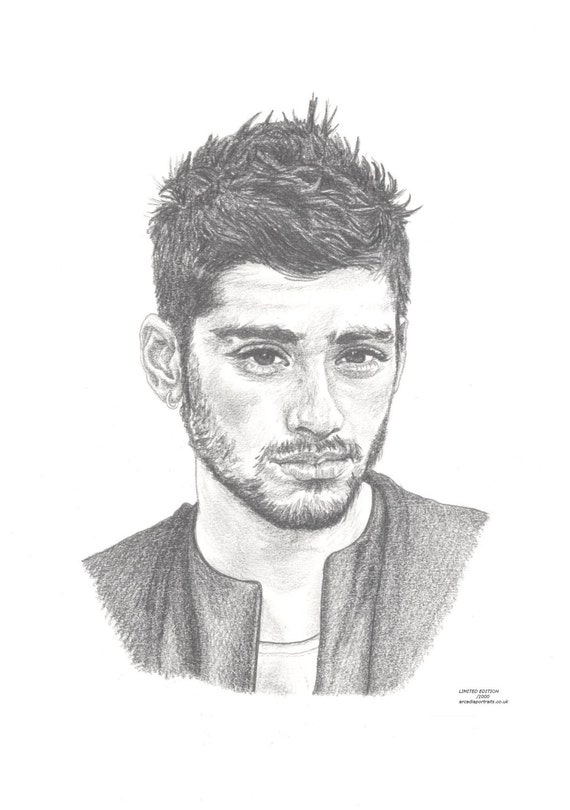 Zain malik free colouring pages for Zayn malik coloring pages
