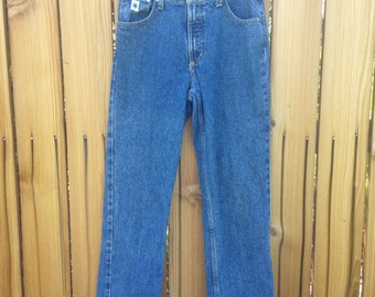 Vintage 1980's Rocky Mountain Jeans
