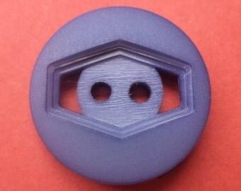10 buttons 18mm blue purple (3240) button
