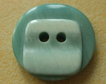 10 buttons 18mm Turquoise (1327) button