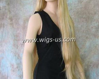 Forever Young Lavishly Wild Wig (Color 613 Blonde) Heat Safe Natural Hair | Anime cosplay wig | Extra Long Costume / Fashion Wig