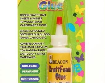 Craft Foam Glue 2oz