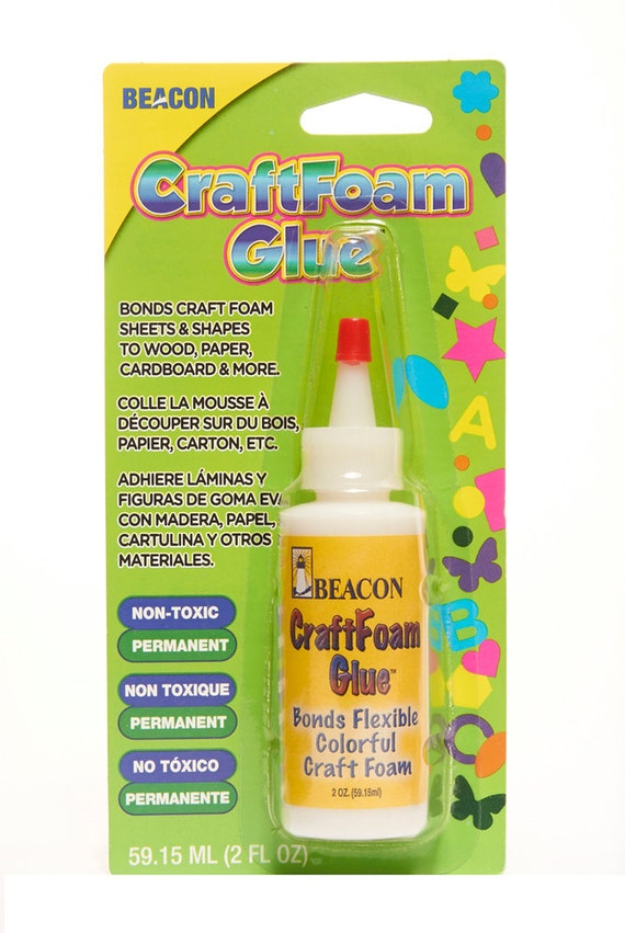 Craft foam glue 2oz for Best glue for craft foam
