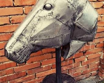 Sculpture hors head