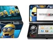 Minions Vinyl Skin Sticker for Nintendo DS liteDSiDSi xl3DS3DS xlNew 3DS cstickNew 3DS xl cstick2DS