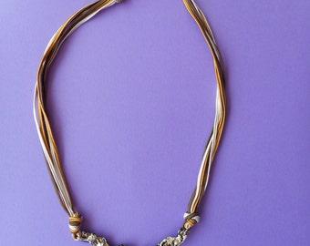 Yellow Ochre Necklace