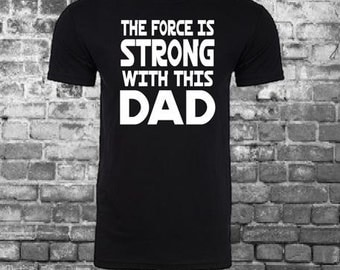 The Force is Strong With This Dad