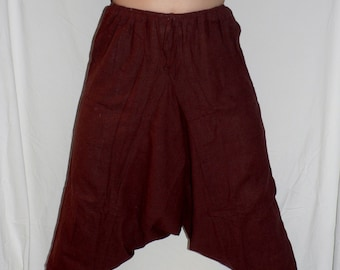 Brown Hareem Pants