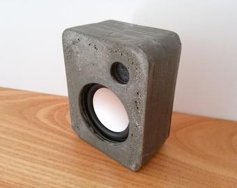 Concrete Laptop/PC Speakers