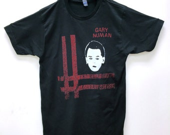 Gary Numan Telekon Shirt (Limited 25 Only)