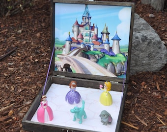 Sofia the First Kids Activity Box