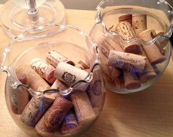 Lot of 45 ALL-NATURAL Craft Wine Corks
