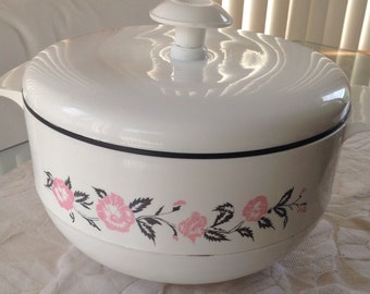 Vintage Thermal Casserole Food Warmer