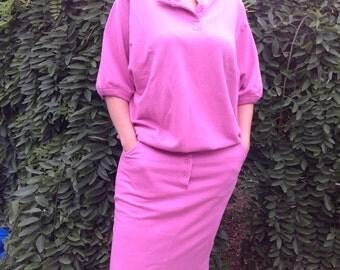 colorblock 80s costume sportswear