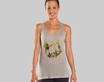 Āsana Yoga Top - Misty Grey